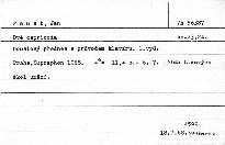 Dvě capriccia, op. 23 a 24