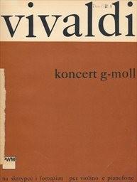 Koncert g-moll na skrzypce, orkiestrę smyczkową i basso continuo