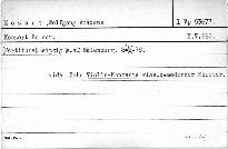 Konzert Es dur, KV 268