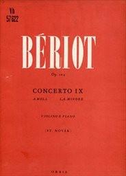 Concerto IX. a moll, op. 104