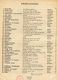 42 Opern für Violine allein