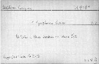 1. Symphonie C dur, op. 21
