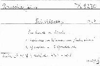 Tři skladby pro housle s průvodem klavíru, op. 4