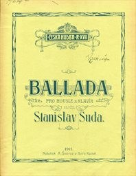 Ballada pro housle a klavír