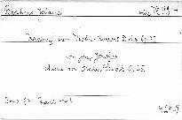 Studie k Joachimově kadenci do Brahmsova houslového koncertu D dur