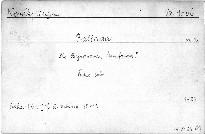 "Ballada dle Byronova ""Manfreda"", op. 2"
