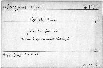 Sonate e moll für das Pianoforte solo, Op. 7