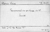 Trauermarsch aus der Sonate op. 35