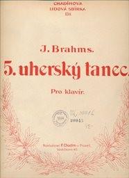5. uherský tanec