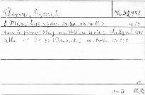 3 mazurkas [G dur, As dur, cis moll], Op. 50