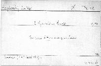 2. Symphonie C moll, Op. 17