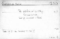 Tři salonní polky, op. 7