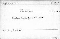 No. 4 Wiegenlied