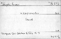 4 impromptus, piano solo, Op. 6