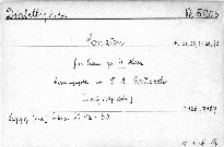 Sonaten op.32, 33, 37, 38, 73