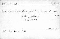 Cyklus drobných klavírních přednesových skladeb paedagogických                         (Díl. I. (č. 1-12))