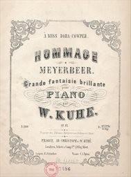 Hommage a Meyerbeer