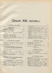 Česká hudba                         (Ročník XIII)
