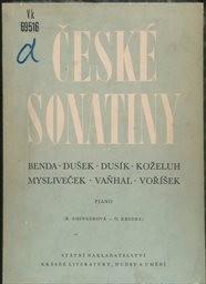 České sonatiny