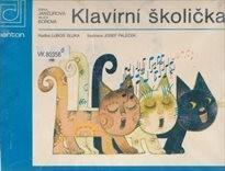 Klavírní školička pro děti 4-7 leté