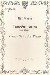 Taneční suita pro klavír
