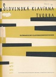 Slovenská klavírna tvorba 1958