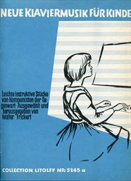 Neue Klaviermusik für Kinder