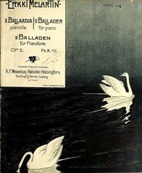 II Ballaadia