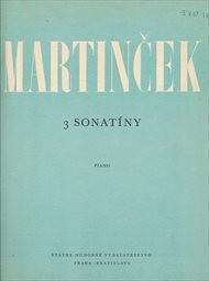 3 sonatíny pre klavír