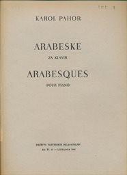 Arabeske za klavir