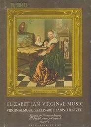 Elizabethan virginal music