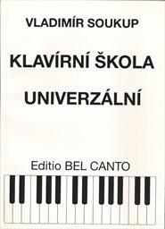 Klavírní škola univerzální
