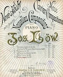 Nové skladby pro piano                         (VI,)