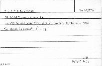 24 déchiffrages manuscrits