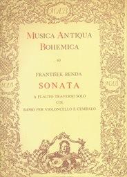 Sonata a flauto traverso solo