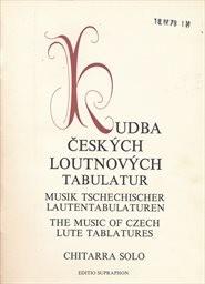 Hudba českých loutnových tabulatur