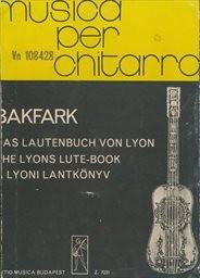 Das Lautenbuch von Lyon