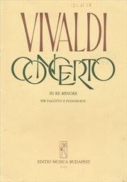Concerto in Re minore per fagotto, archi e cembalo, RV 481