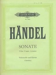 Sonate F dur für Violoncello und Pianoforte