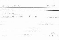 Repliche No 3 per cimbalom