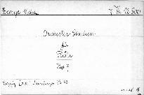 Orchester-Studien für Flöte
