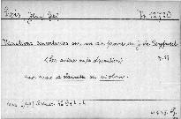 Variations concertantes sur un air favori du J. de Seyfried