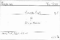 Sonate F moll für Cello und Klavier, Op. 5