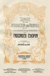 Sonate, op. 65; Introduction und Polonaise brillante