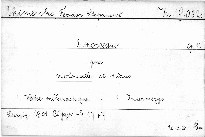 Deux morceaux pour violoncelle avec accompagnement de piano, op. 11