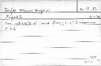 Bagatelle pour violoncelle et piano, op. 10 No 1