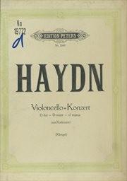 Konzert für Violoncello und Orchester