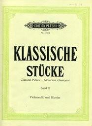Sammlung klassischer Stücke aus Werken berühmter Meister                         (Band II)