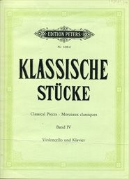 Sammlung klassischer Stücke aus Werken berühmter Meister                         (Band IV.)