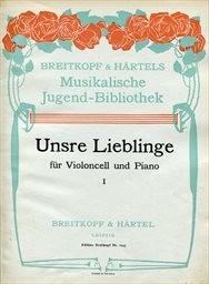 Unsre Lieblinge                         (I)